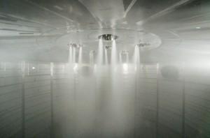 Spray drying nozzles