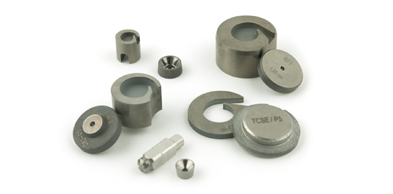Spray drying nozzles parts - Raca
