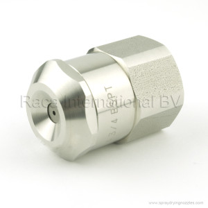 Body and Adapter original nozzel series 5 spray drying nozzles